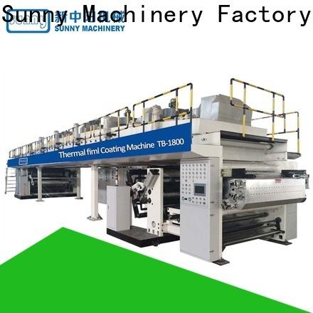 rewind lamination coating machine tb1300 manufacturer for production