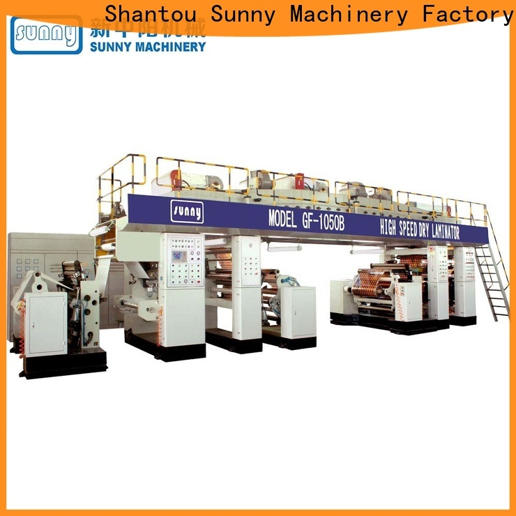 unwind lamination coating machine unwind supplier for protection film