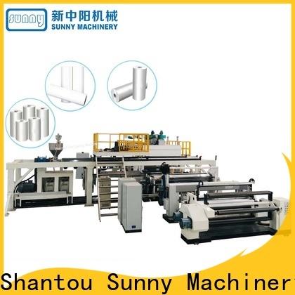 Sunny printing extrusion coating lamination machine manufacturer for laminating