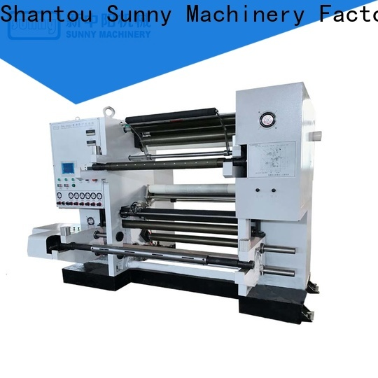 Sunny Sunny slitter rewinder wholesale for production