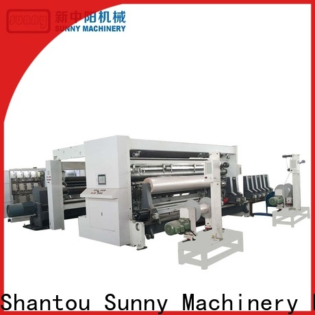 Sunny slitter rewinder machine line customized for factory