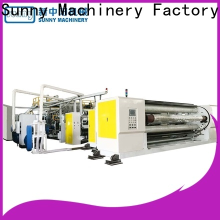casting film extrusion machine cm4500 customized for factory