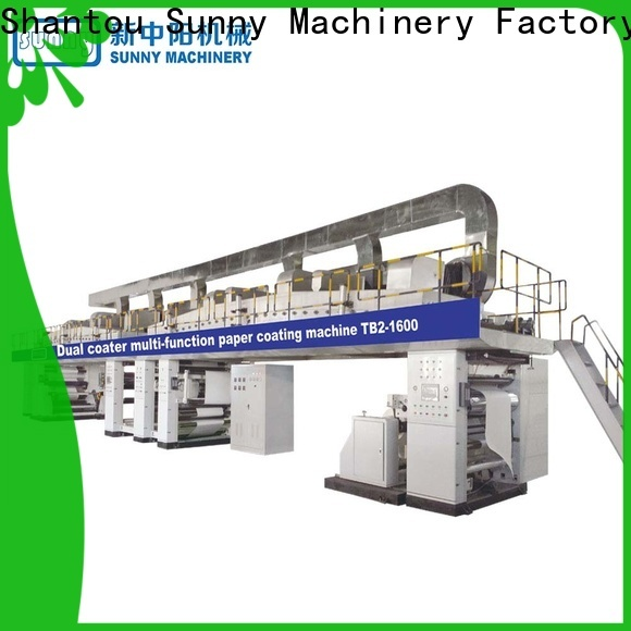 unwind dry laminating machine paper customized for production