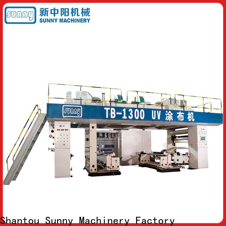 Sunny paper extrusion coating lamination supplier for laminating