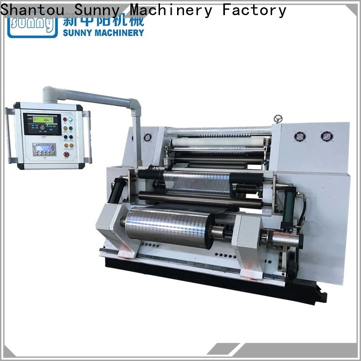 Sunny gantry rewinding machinery customized bulk production