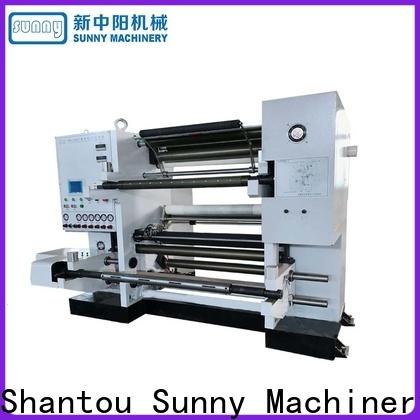 Sunny roll slitter rewinder supplier for sale