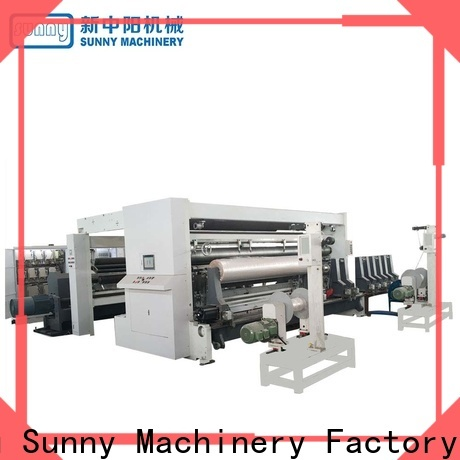 Sunny low cost slitting machines supplier for sale