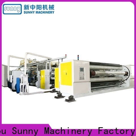 Sunny film film casting machine supplier for packaging