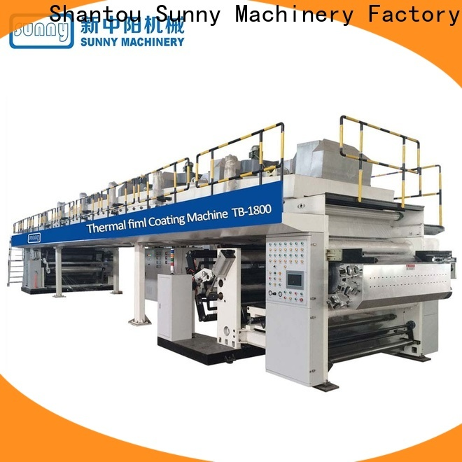 rewind extrusion coating lamination extrusion customized for laminating