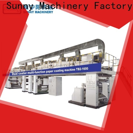Sunny single extrusion lamination plant supplier for laminating