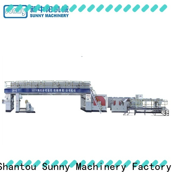 unwind dry laminating machine tb21600 supplier for factory
