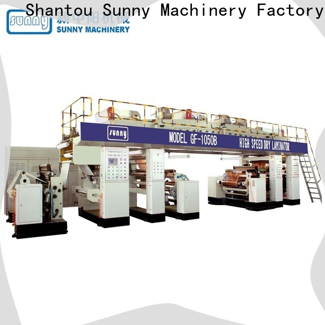 printing extrusion laminating machine tb1800 supplier for factory