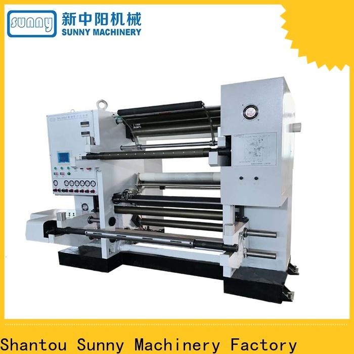 Sunny horizontal slitter rewinder machine wholesale for sale