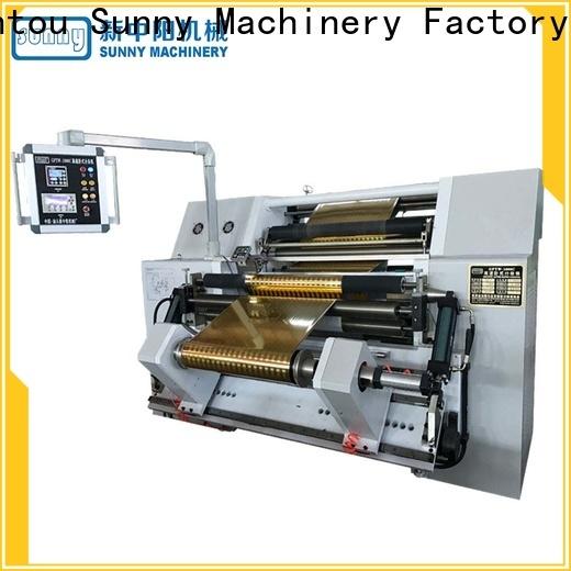 jumbo rewinding machinery film wholesale at discount