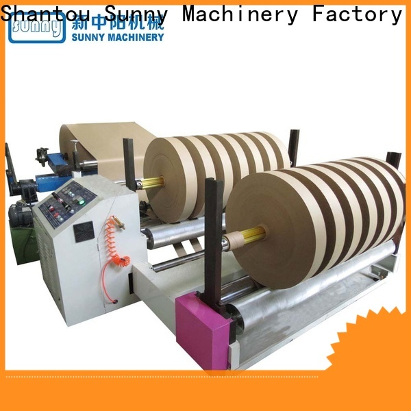 Sunny high speed slitting machines wholesale for factory