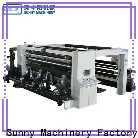 high quality rewinder slitter quality wholesale bulk production