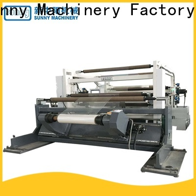 Sunny digital slitting and rewinding machine supplier at discount