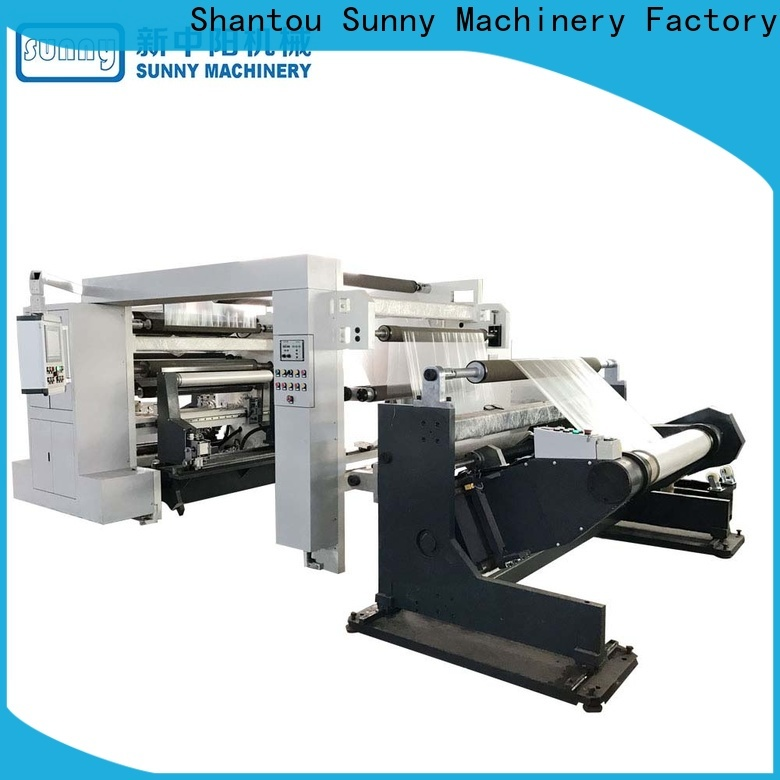 low cost rewind slitting machines line customized for sale