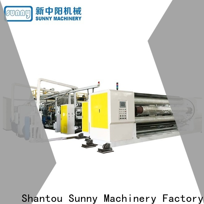 Sunny sanitary film extrusion machine manufacturer for packaging