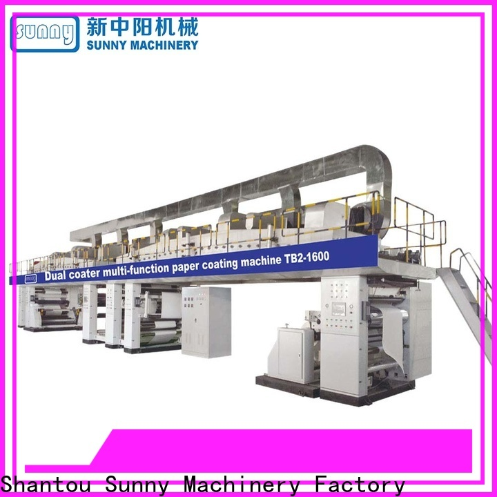 Sunny dual extrusion laminating machine supplier for laminating