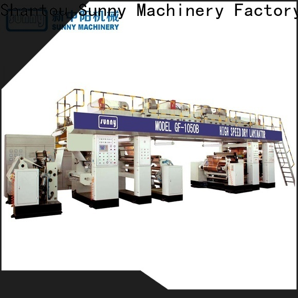 Sunny gf1050 extrusion coating machine supplier for factory
