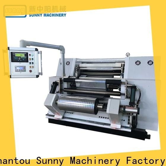 Sunny gantry slitter rewinder machine customized at discount