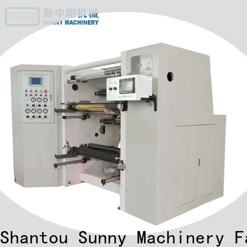 Sunny low cost rewinding machinery manufacturer for sale