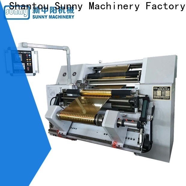 Sunny jumbo rewinding machinery manufacturer for sale