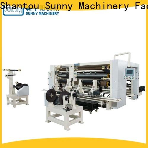 horizontal rewinder slitter machine quality manufacturer at discount
