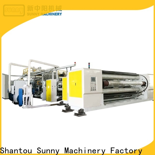 Sunny high quality film extrusion machine supplier laminating