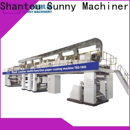 Sunny paper lamination coating machine wholesale for protection film