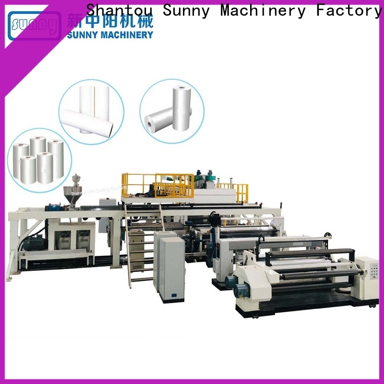 unwind extrusion lamination machine tb1800 customized for production