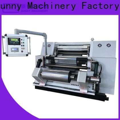 Sunny gantry rewind slitting machines wholesale for production