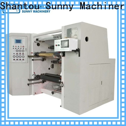 Sunny line slitting and rewinding machine customized at discount