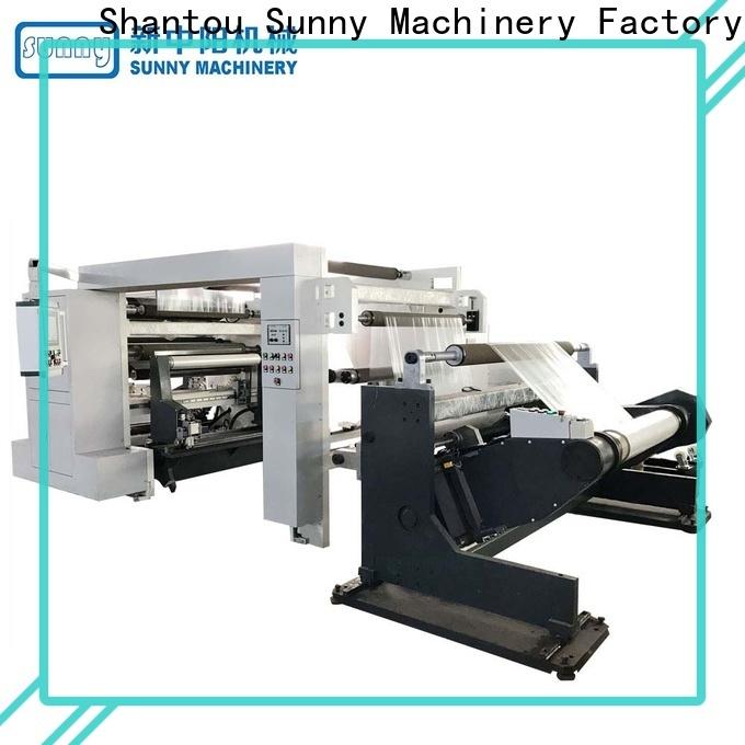 Sunny machine slitting machines customized for sale