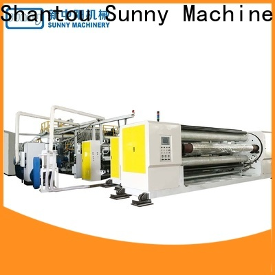 Sunny sanitary film extrusion machine customized for packaging