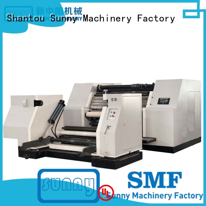jumbo slitter rewinder quality for factory Sunny