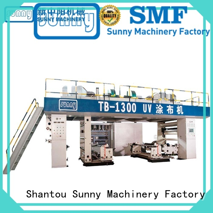 Sunny machine extrusion laminating machine supplier for protection film