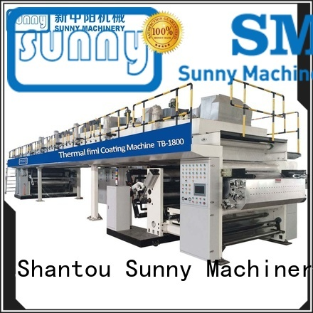 tb1300 film laminating machine wholesale for packaging Sunny