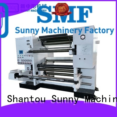 Sunny high quality slitter rewinder machine customized for production