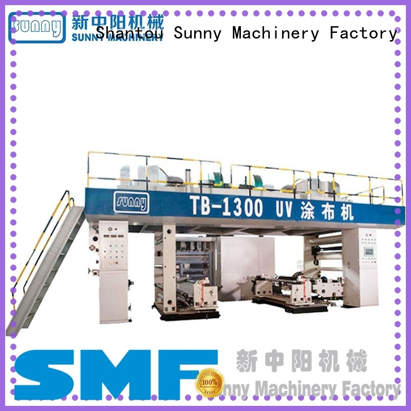 Sunny screw extrusion lamination machine customized for packaging