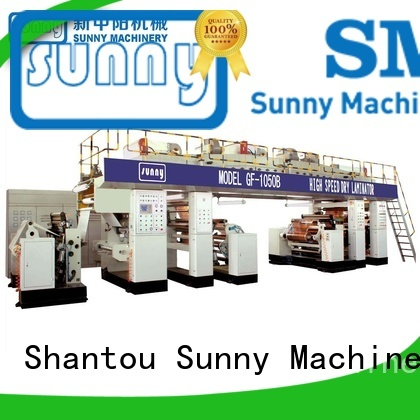tdie extrusion lamination plant amchine manufacturer for packaging