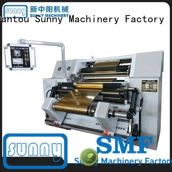 Sunny Sunny slitting machine for paper supplier for production