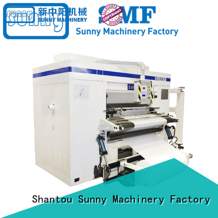 Sunny quality rewind slitting machines supplier at discount