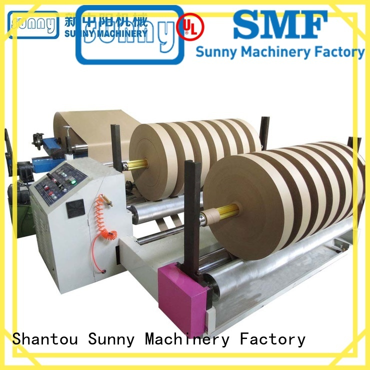 jumbo rewinding machinery film wholesale for production