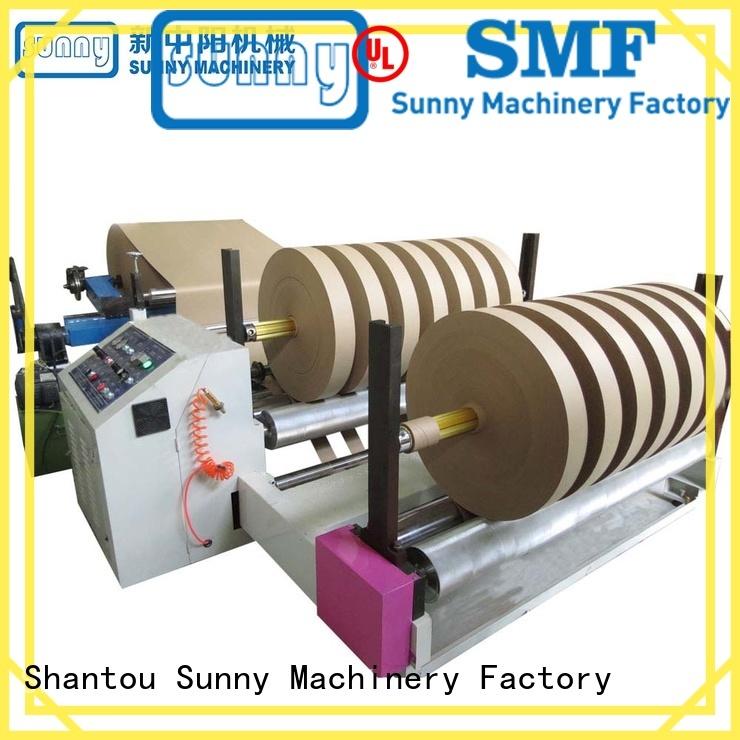 jumbo rewinding machinery film wholesale for production