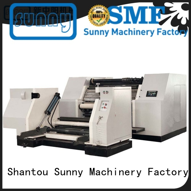 Sunny digital slitting rewinding machine manufacturer wholesale at discount