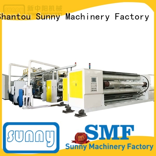 Sunny high quality cast film extrusion machine manufacturer for industry