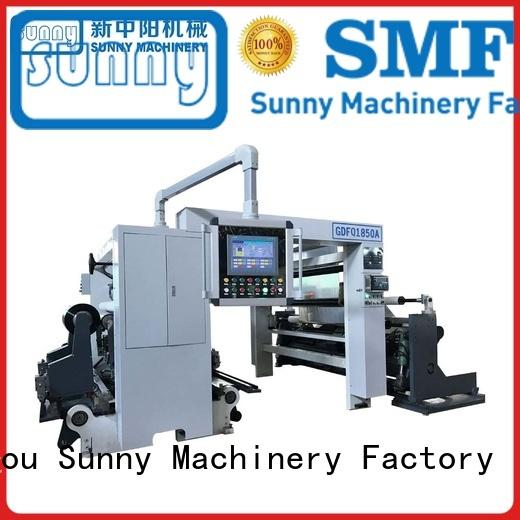 low cost slitter rewinder machine quality manufacturer at discount
