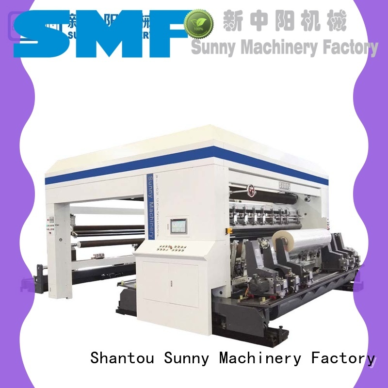 Sunny gantry rewinding machinery customized for factory